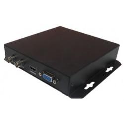 Convertisseur Dahua 1 Entrée HDCVI - 4 sorties HDCVI/ANALOGIQUE/HDMI/VGA
