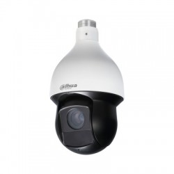 Dôme PTZ DAHUA IP 4MP 4.5x135 mm Zoomx30 IR100m IP66 WDR120dB 24Vac/POE+