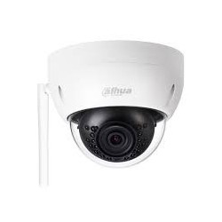 Câmera de rede 3MP IR Mini-Dome Wi-Fi IPC-HDBW1320E-W