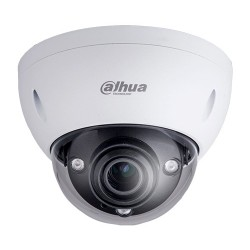 Dôme AV IP 4MP 2.7x12mm Zoom  IR50m IP67 IK10 WDR120dB 12Vdc/POE Dahua