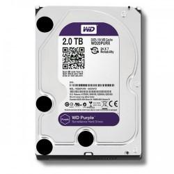 Disque Dur 2 To WD purple Vidéosurveillance